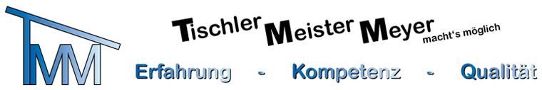 Tischler Meister Meyer Logo
